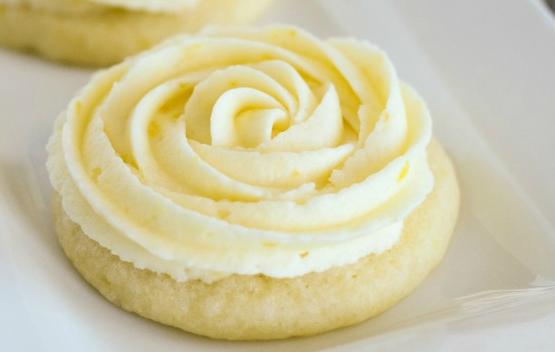LEMON SUGAR COOKIES #dessert #cakes #cookies #lemon #recipes