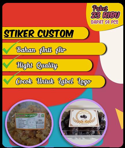 Paket Spesial | Stiker
