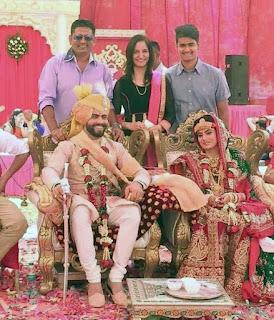 Riva And Ravindra Marriage