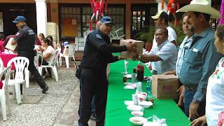 Celebran a personal de Seguridad Pública, Tránsito y Protección Civil
