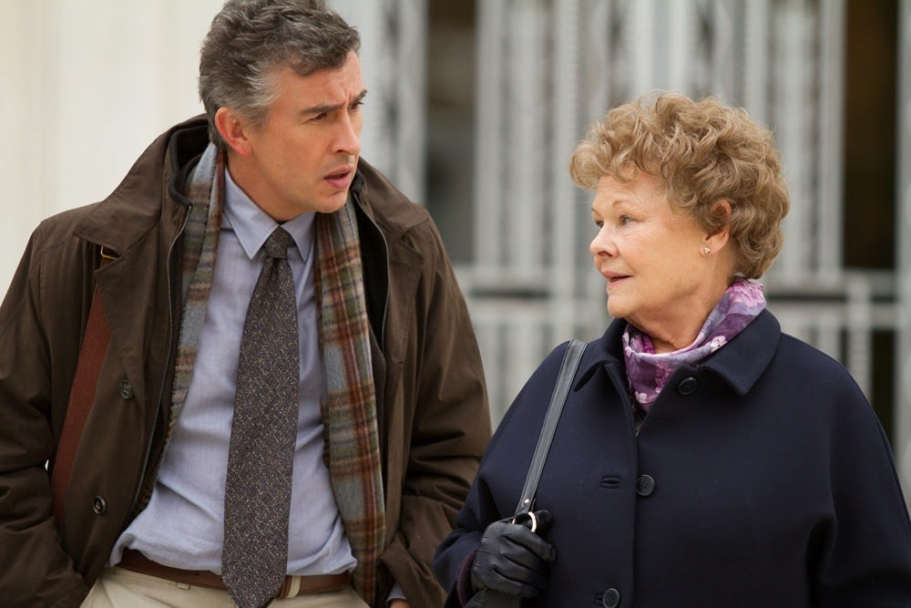 philomena steve coogan judi dench