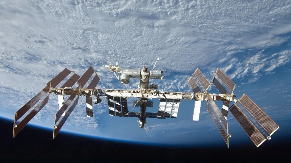 Θρίλερ στο Διάστημα: Αποθέματα για έξι μήνες έχουν οι αστροναύτες του Διεθνούς Διαστημικού Σταθμού