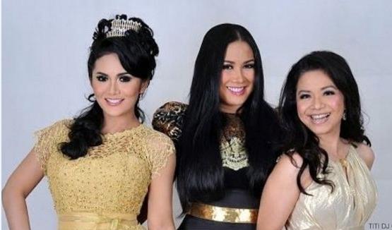 Download Kumpulan Lagu 3 Diva Full Album MP3 Lengkap