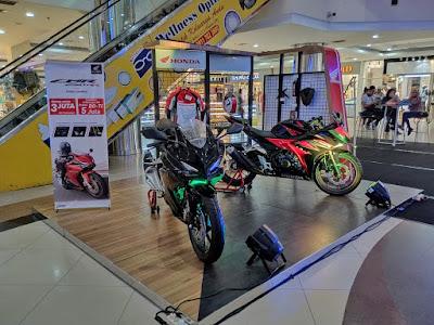 Honda Sport Motoshow 2 Batam