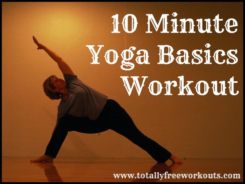Yoga Basics Workout | Free Workout Programs - Exercise