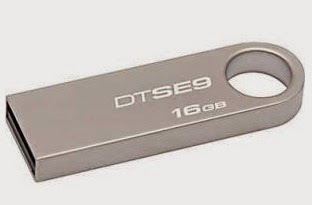 Kingston Data Traveler 16GB Se9 Pen Drive worth Rs.615 for Rs.400 Only @ Rediff (Free Shipping)