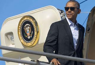 Bienvenido Mr. Obama; los viajes de los Obama a España