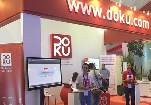 Tinuku DOKU.com boost online transaction without bank account
