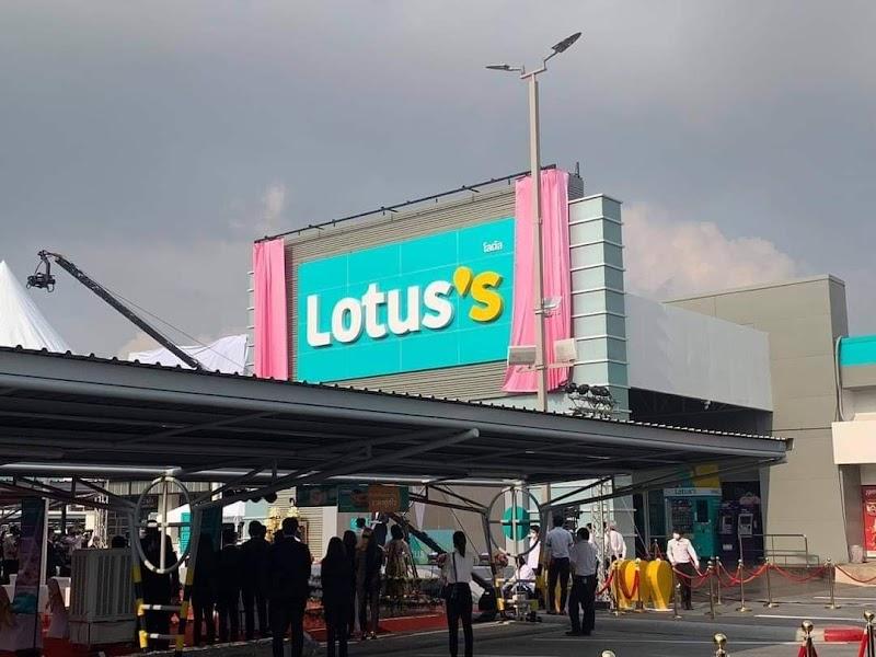 LOTUS'S Stores nama baru ganti TESCO Malaysia