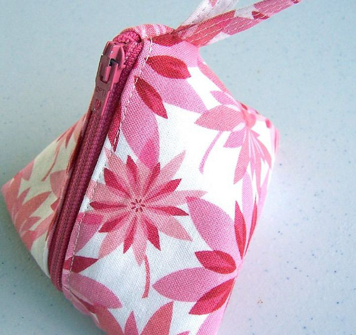 Pyramid Purse Bag DIY Tutorial