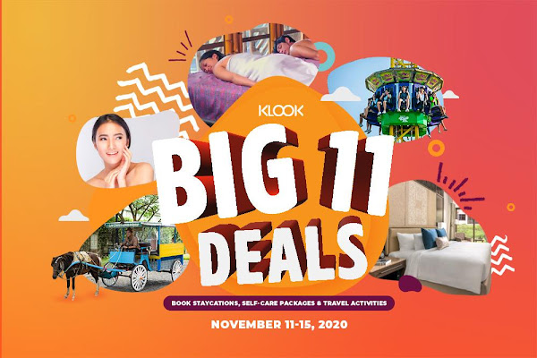 Klook is Holding its Biggest Domestic Sale of the Year on 11.11