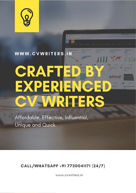 cv writer hyderabad