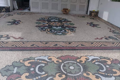 Jasa tukang lantai batu sikat madura, bangkalan, sampang, pamekasan, sumenep, lantai carport madura, bangkalan, pamekasan, sumenep, sampang