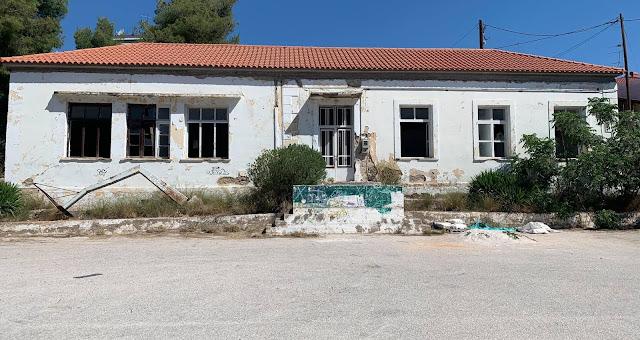Δ. Κωστούρος: Δημοπρατήσαμε την αποπεράτωση του παλαιού Δημοτικού Σχολείου Άριας