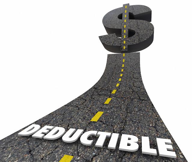 deductible amount