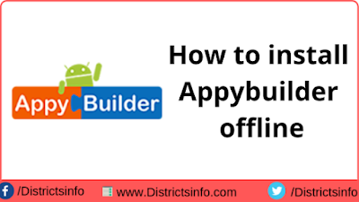 How to install Appybuilder offline
