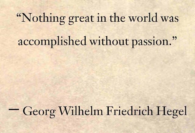 friedrich hegel quotes