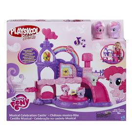 My Little Pony Pinkie Pie Musical Celebration Castle Playskool Figure