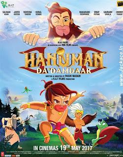 Hanuman Da Damdaar Budget, Screens & Day Wise Box Office Collection