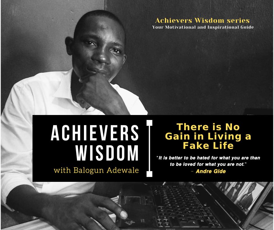 Achievers Wisdom with Balogun Adewale
