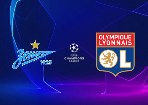 Zenit vs Olympique Lyonnais -Highlights 27 November 2019