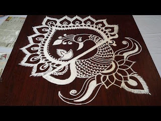 Dotted Rangoli designs 2020