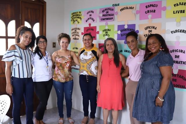 SAJ:Semana da Mulher: Prefeitura realiza programação diversificada