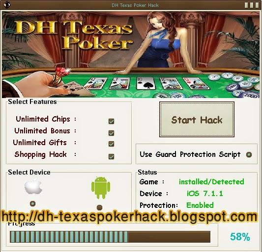 DH Texas Poker Hack