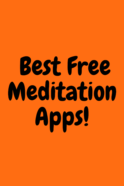A list of the best free meditation apps with no subscription