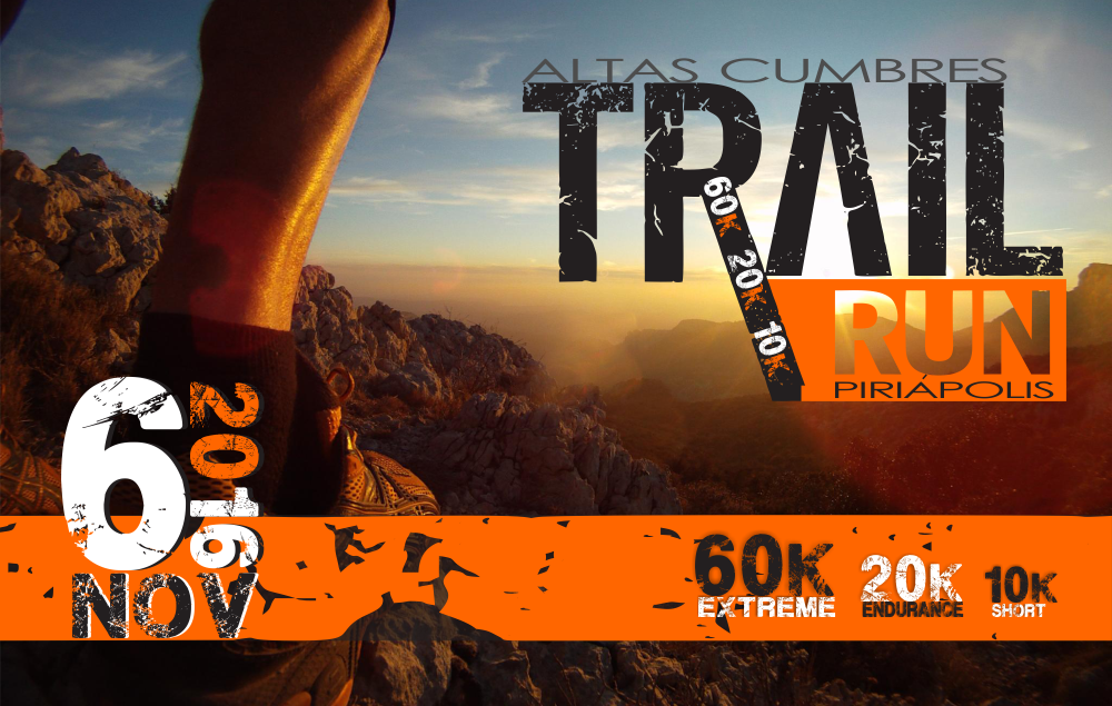 Trail Altas Cumbres Run .6/11/2016