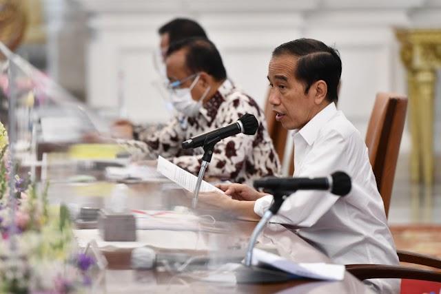 Jokowi Minta Menpora Sempurnakan Desain Besar Olahraga Nasional