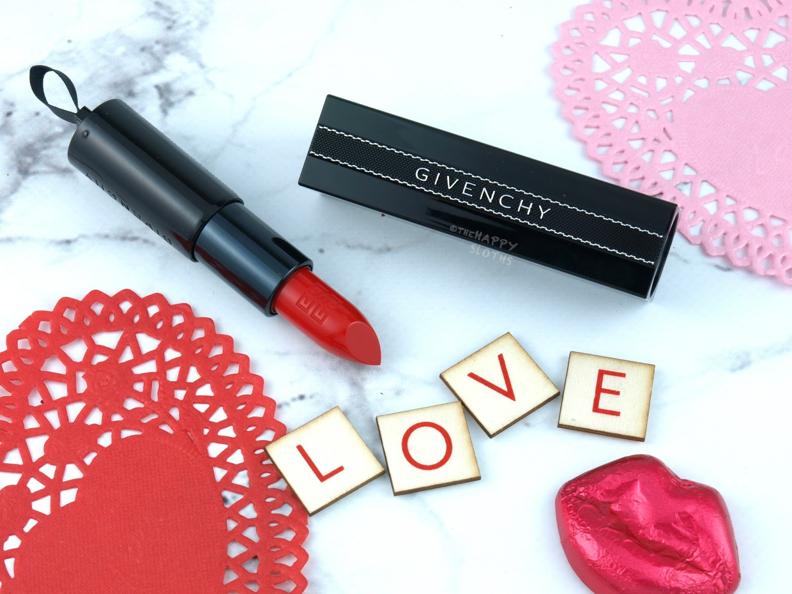 Givenchy Rouge Interdit No. 13