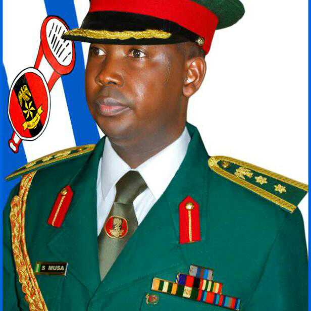 The Current Set of Army Officers Are The Most Motivated Since The Establishment of the Army -Army Spokesman, Col Musa