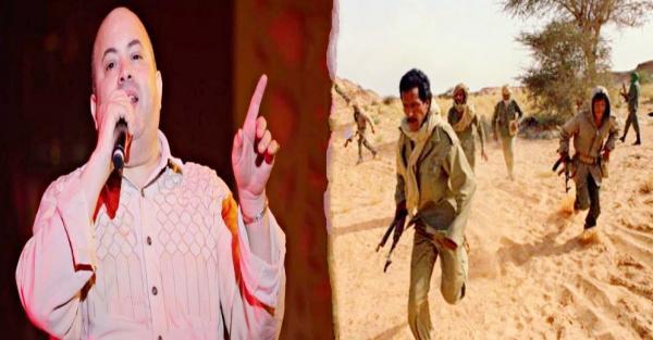 """بالفيديو: نجم العيطة """"حجيب"""" في أول خروج إعلامي له عقب طرح """"أغنيته"""" الجديدة التي أثارت """"غضب"""" مرتزقة """"البوليساريو"""""""