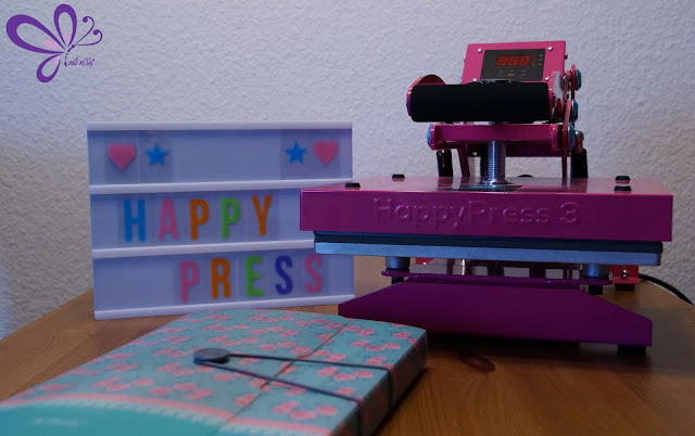 HappyPress3 von HappyFabric
