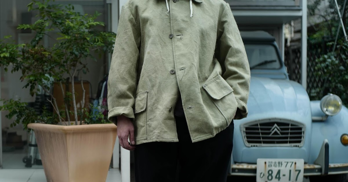 ソ連軍 2着のメカニック・カバーオール