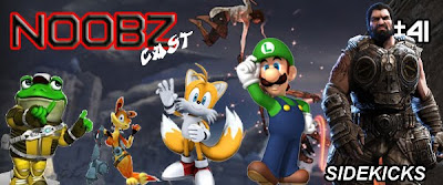 Podcast de games Noobzcast sidekicks