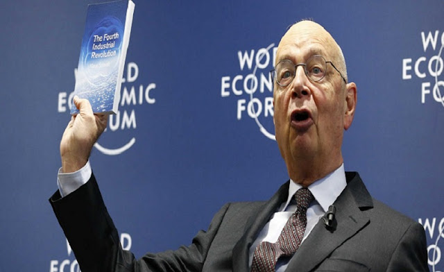 Κλάους Σβαμπ - Ο συγγραφέας του «Great Reset» απειλεί: «Μέχρι να εμβολιαστούν όλοι κανείς δεν θα είναι ασφαλής»