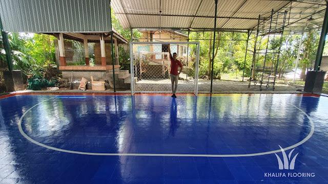 Jual Harga Interlock Futsal