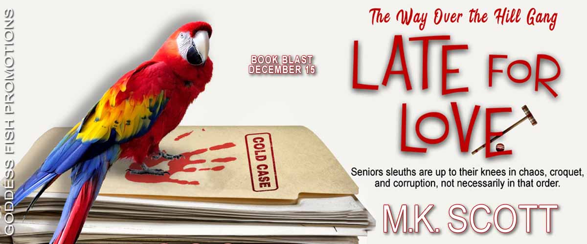 Late For Love By M K Scott Spotlight And Giveaway
