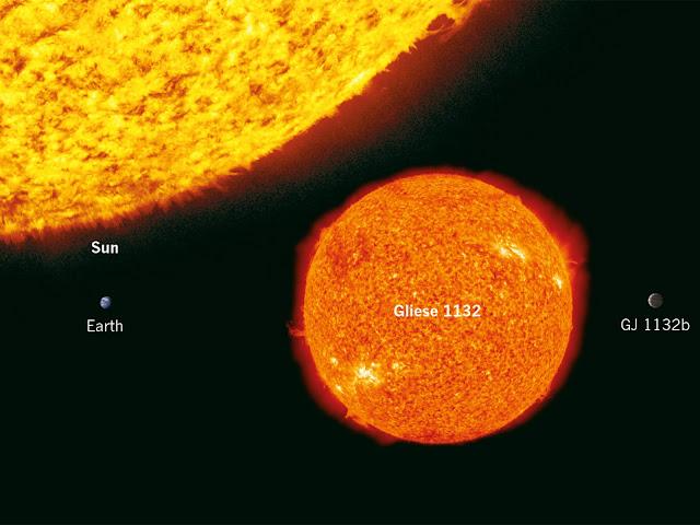 Atmosfera é detectada em exoplaneta pela primeira vez