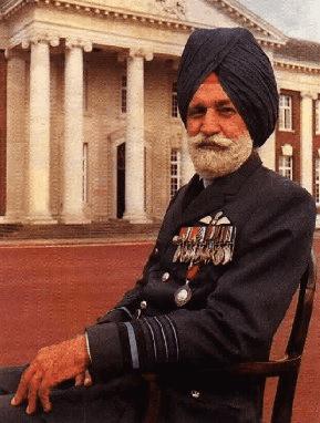 Indian Air Force Marshal Arjan Singh HD Photo Image Wallpaper