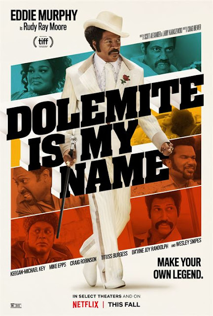 "Eddie Murphy se taille la part du lion dans ""Dolemite Is My Name""."