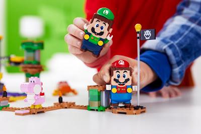 Pecinta Lego Mario Wajib Tahu, Berikut Cara Membedakan Yang Original dengan Palsu