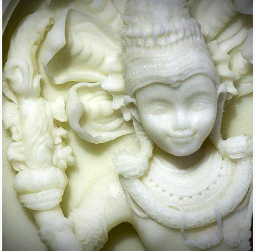 Muragala ou pierre de la garde - Natalie Duarte Spitholt de Gosh Cakes