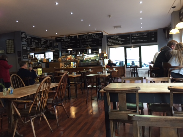 Food Shorts Great Cafe Baker Street Kitchen Middlesbrough