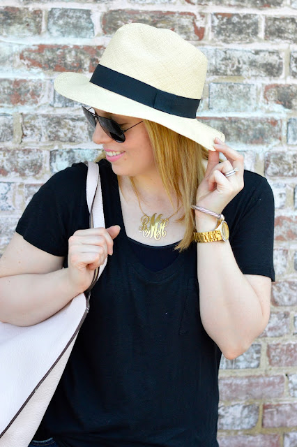 how-to-style-panama-hat