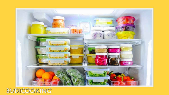 8 Tips Menyimpan Bahan Makanan di Kulkas