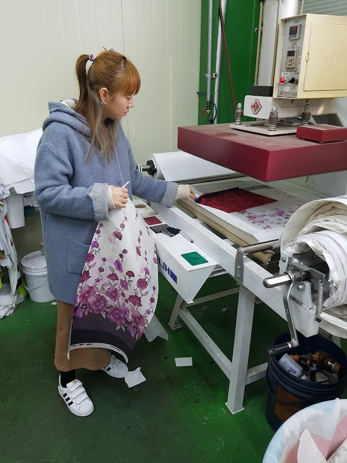 Owner of SSH TEXTILE Company