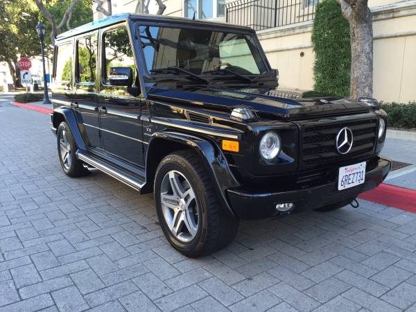 2010 Mercedes-Benz G55 AMG Package For Sale